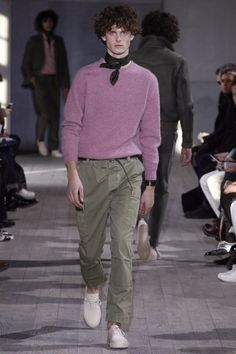 Officine Generale Menswear F/W 2017 Paris