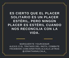 Marguerite Yourcenar. Citas de libros