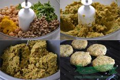 Chiftele din naut si linte Healthy, Food, Dinner, Eten, Meals, Diet