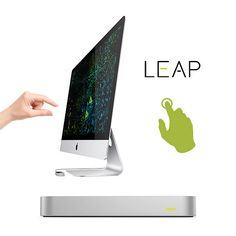 The Future is Here: 3D Gesture-Controlled Computing by Leap Motion