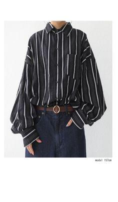 程よいオーバーサイズで様になる抜け感。ストライプシャツ・9月10日20時~発売。##×メール便不可! | LADIES ALL ITEM | | antiqua公式サイト
