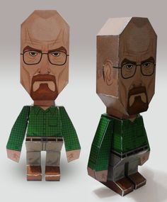 Breaking Bad Walter White and Jesse Pinkman