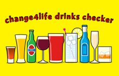 Drinks checker . #alcohol #drinking #drinktracker #freealcoholtrackerapp #drinkswaps Choosing less #booze can bring loads of #healthy benefits. Learn about alcohol units and guidelines from #Change4Life