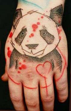 Tattoo Artist - Jacob Pedersen - www.worldtattoogallery.com/hand_tattoos