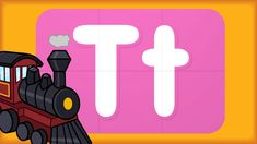 Learn Letter T | Turn & Learn ABCs | Alphabet Video