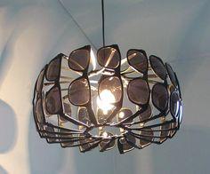ECOMANIA BLOG: Ingeniosas Lámparas Recicladas, Parte 1