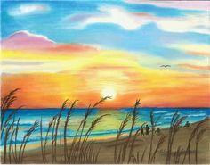 seascape-pastel
