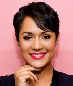 Grace Gealey of 'Empire' discusses her signature hairstyle