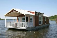 Awesome Floating House Lake NorisLake Cumberland Pinterest - Awesome floating house shore vista boat dock by bercy chen studio