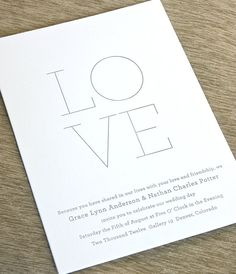 SALE  5 off entire order Minima Letterpress by paperandparcel, $6.50