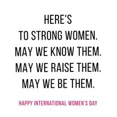 Today is International Women's Day  I hope you are celebrating all the amazing, inspiring women in your life. Tag a powerful woman who supports and inspires YOU every day  www.kaylaitsines.com/app