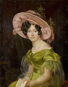 Princess Zinaida Aleksandrovna Volkonskaya (Зинаида Александровна Волконская; 14 December 1792 – 24 January 1862), was a Russian writer, poet, singer, composer, salonist and lady in waiting.