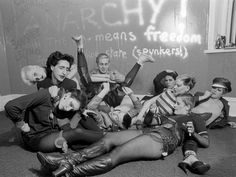 Anarchy In The UK: A Brief History Of Punk Fashion | Marie Claire