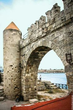 Rhodos island Greece Parthenon, Acropolis, Mykonos, Santorini, Greece Rhodes, Greek Isles, Greece Travel, Byzantine, Rhode Island