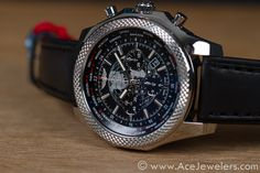 Breitling for Bentley | BaselWorld 2013 Arrival: Breitling for Bentley B05 Unitime / Ace ...