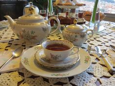 Special report on porcelain made:  Bavaria made in US Zone, Germany