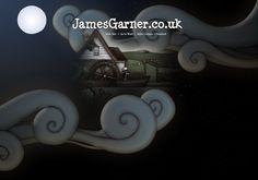 http://jamesgarner.co.uk @johnniemaneiro