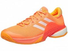 detailed look 88e32 4abbc adidas Barricade 17 BOOST Orange White Gold Men s Shoe Barricada Adidas,  Minimalismo,