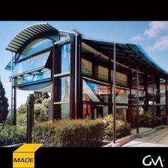 Genius is not conformism. Il genio è non conformismo. Vladimir Nabokov, Casa Pratt. Glenn Marcutt, Kew 1994 #GM #digiemotion #GM_digiemotion #digital #motion #emotion #idee #immagine #art #experience #blue #brand #furniture #interiors #made #stillife #portraits #bnw #diapo #2d #3d #render #photooftheday #artistry #music #love
