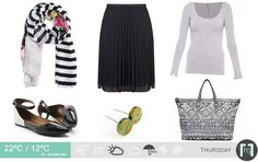 The daily forecast for November. Daily Weather, Fashion Forecasting, November, My Style, November Born