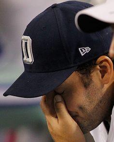 Tony Romo's Bad Night 10.1.12