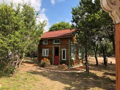 Entire home/apt in Dripping Springs, United States. Robin Hood's Hideout is a tiny, storybook cottage made almost entirely of architectural salvage. Cedar, walnut, carved doorknobs, stained glass and a knightly chandelier are just a few of the 30+ vintage materials that charm this little bungalow. ...