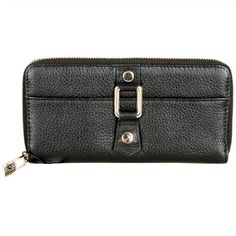 Karla Hanson offers Quality Color Leather Goods, Computer, Cross, Brief, Body Bag in USA and Canada Fashion Wallet, Ladies Fashion, Womens Fashion, Wallets For Women Leather, Cow Leather, Body Bag, Leather Wallet, Zip Around Wallet, Black And Grey