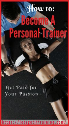 A personal trainer is an individual certified to have a deep understanding of all aspects of fitness. Their job is to enable their clients to work towards a fitness goal and do so by assessing their clients and deciding what exercise and nutrition programs best works for them. #personaltrainer #fitness #makemoney #passion #purpose #professional #trainer #exercise #money