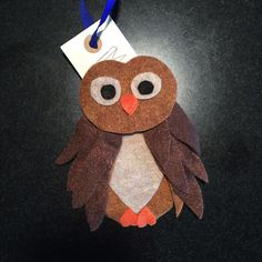Owl Pocket Fall Kid