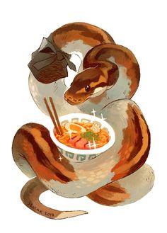 A noodle chef