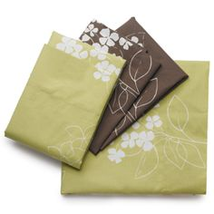 Company Store Organic Cotton Sheets:  Enjoy sweet dreams knowing your sheets are made from fair-trade organic cotton. This ultra-soft bedding from Company Store meets Global Organic Textile Standards for farming, harvesting and manufacturing made from fair-trade organic cotton. www.companystore.com