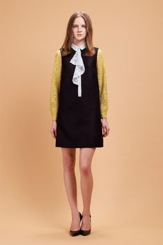 Paule Ka | Pre-Fall 2014 Collection | Style.com
