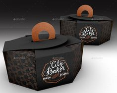 Food Pastry Boxes Vol. Cake Boxes Packaging, Baking Packaging, Fruit Packaging, Food Packaging Design, Packaging Design Inspiration, Product Packaging, Packaging Ideas, Food Graphic Design, Design Design