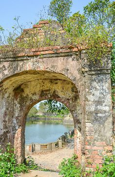 """""""Vistas inside Imperial Citadel"""" by TravelPod blogger momentsintime from the entry """"Visiting the """"Forbidden Purple City"""" of Hue!"""" on Friday, February 28, 2014 in Hue, Vietnam"""