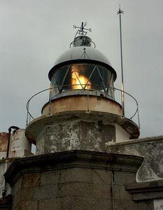 Cabo Prior #farol - #Lighthouse - Galicia, #Spain - http://dennisharper.lnf.com/