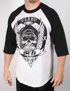 Metal Mulisha Fuse mens SMALL Black 100/% cotton t shirt tee FMX Moto X Clothing