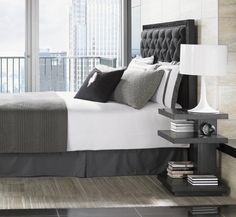 5 Reasons You May Want to Choose an Upholstered Bed: Maranello Bed