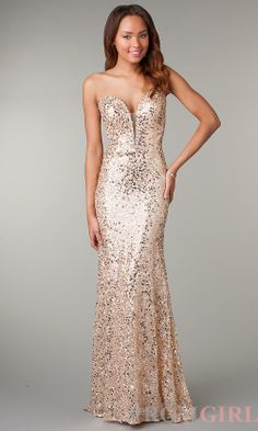 Gold and sequins are all i need