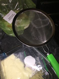 Outside the Box: MagiKitchen Mesh Strainer Review