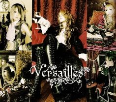 Versailles – really awesome symphonic metal band Gi Joe, Versailles Band, Versailles Philharmonic Quintet, Jasmine You, Vampire Film, Unnatural Hair Color, Symphonic Metal, Visual Kei, Metal Bands