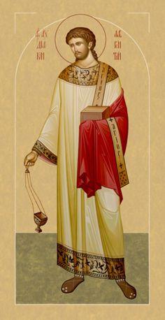 Άγ.Λαυρέντιος αρχιδιάκονος, & ( Ξύστος πάπας Ρώμης και Ιππόλυτος ) _ aug 10