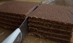 lagkaka-4 Bread Recipes, Cake Recipes, Xmas Food, Let Them Eat Cake, Dinner Recipes, Yummy Food, Treats, Candy, Chocolate