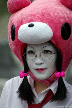 Gloomy Bear cosplay hat