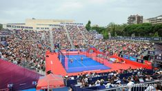 Comunicado Oficial: World Padel Tour para 5 años más. Paddle, Tennis, Basketball Court, Tours, World, Paths, Seasons, Tennis Sneakers, The World