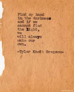 Poems & Words