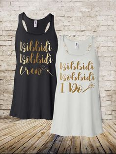 8 Disney-Inspired Shirts to Wear for Your Bachelorette Party | TheKnot.com