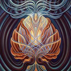 Amanda Sage ~ New Beginnings  Sacred Geometry