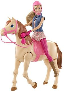 Barbie Saddle 'N Ride Horse Barbie http://www.amazon.com/dp/B00T03U620/ref=cm_sw_r_pi_dp_Xc3swb18Y3QB0