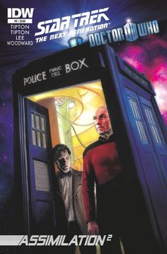 wow. Star Trek / Doctor Who crossover