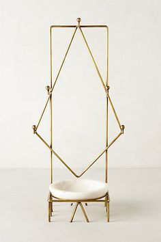 Radial Jewelry Stand